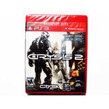 Crysis 2 Nuevo Ps3 - Playstation 3