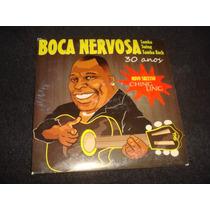 Cd Boca Nervosa / Samba,swing E Samba Rock