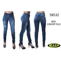 Calça Jeans Skinny Ri 19 Promoção De 145,00 Por 109,00