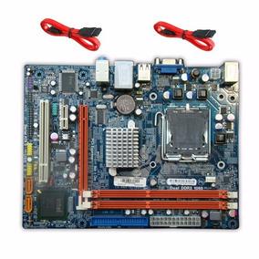 Placa Mãe Intel Lga775 Ddr3 G41t-m7