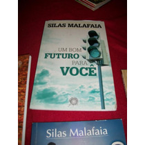 Lote 3 Livros Evangelicos - Pr Silas Malafaia