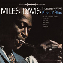 Lp Miles Davis - Kind Of Blue | Vinil Colorido - Novo