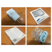 Travel Adapter Samsung Ac + Usb 2.0 + Original Micro Usb