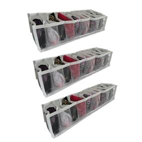 Compra Unica - 2 Kits Calcinha + 2 Kits Fitness Branco