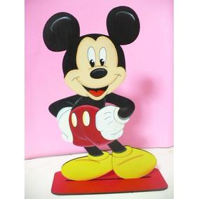 Adornostortas Mickey Centros De Mesa, Candy