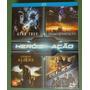 Blu-ray 4 Filmes Star Trek Transformers Gi Joe Cowboys Alien