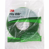 Fita Dupla Face Extra Forte Verde 12mm X 20mt 3m Vhb 4910