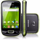 Celular Samsung Galaxy Mini S5570 Wi-fi Gps Câmera 3.2mp +nf