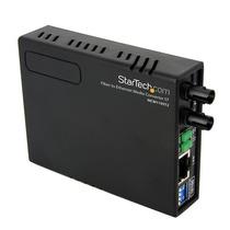 Convertidor De Medios Ethernet 10/100 A Fibra Multimodo St -