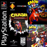 Crash Bandicoot Ps1 Pack Ps3 Digital
