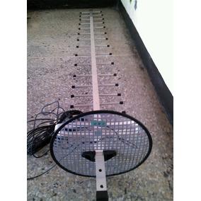 Antena Yagi 70db. Modem Celular Telefonia Fija (3 Metro).