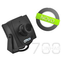 4 Mini Camera Citrox Digital Cftv 700linhas 2,4mm Sensor 1/4
