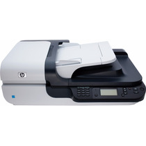 Hp Escaner Sj N6350 Doble Faz Oficio Diapositivas Red Adf