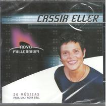 Cd Cassia Eller- Novo Millennium*lacrado/novo