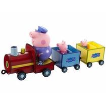 Peppa Pig Trem Do Vovô Da Peppa Pig - Estrela - Es0015