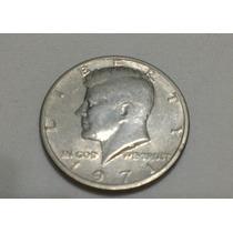 Half Dollar De Usa 1971 Kennedy