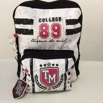 Mochila Escolar Colleg Turma Da Mel Ref.mc23388