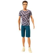 Barbie-ken Fashionistas Ryan Mattel Bcn42 Cfg20
