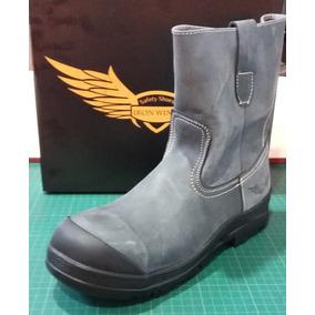 Bota Iron Wings° 028 Casquillo Piel Calzado Industrial