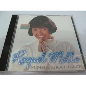 Cd Raquel Mello - Minha Gratidão - Original - Novo