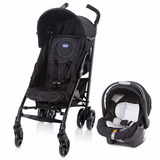 Travel System Chicco Liteway Plus Duo Tabacotoy
