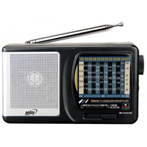 Radio Midi Japan Md 4510usb 12bandas Entrada Usb Sdcard Mp3!