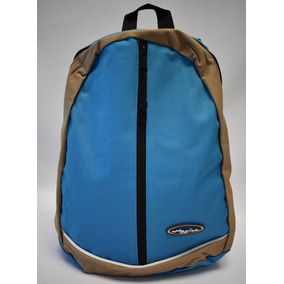 Mochila Economica Backpack Lisa Macilux Color Azul