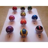 1 Pokebola Pokeball 7cm + Pokemon Azar Pokebolas Cosplay