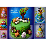 Tortas, Cupcakes, Popcakes Con Diseños Personalizados