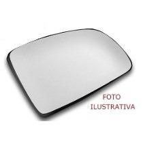 Par Refil Lente Espelho Retrovisor Cristal Gol /86 Dir/esq