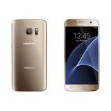 Samsung Galaxy S7 32gb Liberado Gold Caja Sellada