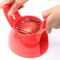 Cortador E Fatiador De Tomates, Legumes E Cebola Para Casa