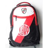 Mochila River Plate Temp 2017 Originales !!!
