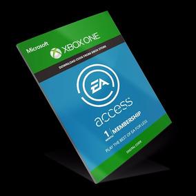 Ea Access 1 Mês Xbox One Código 25 Dígitos Envio Imediato