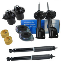 Kit Completo Amortecedores Corsa Novo Sedan Original Gm