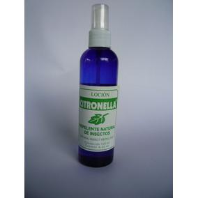 Citronela-repelente Natural De Mosquitos - Loción