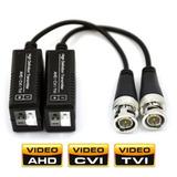 Balun Ahd Cvi Tvi Hd Cctv Cable Utp Bnc Camara Seguridad