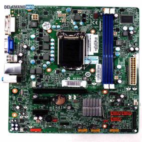 Placa Mãe Computador Lga 1155 N1996 Ih61m Nova (8009)