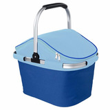Cooler Plegable Portatil Nautika Ntk Bistro Outdoor Camping