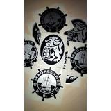 Emblemas Calcomanias De Leones Y Magallanes