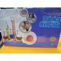 Kit De Ciencias Quimica Divertida