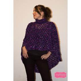 Ponchos Crochet. Divinos!