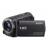 Filmadora Sony Hdr Cx580 Full Hd, 32gb, 20mpx, 20x Seminueva