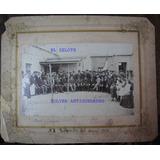 2 Fotos 1900 Trenque Lauquen Costumbristas Barros Fernandez