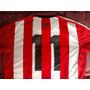 Excelente Camiseta Estudiantes #11 De Veron- Adidas Titular
