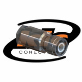 Conector Tnc Macho Reto Prensa Cabo Rg/rgc-213 Tm-10 Klc