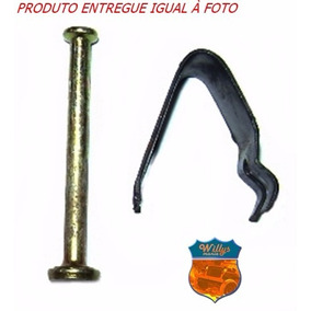 Reparo Centralizador Do Patins Lona De Freio Kombi 85/....