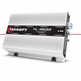 Módulo Amplificador Digital Taramps Tl 1500 2 Ohms 390 Watts