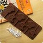 Molde De Silicona Para Chupetines Cakepop Chocolate Caramelo
