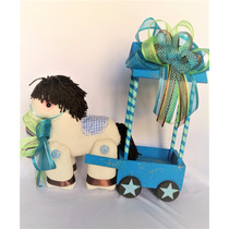 Candy Bar Pony Manta Hermoso!!! Centro De Mesa